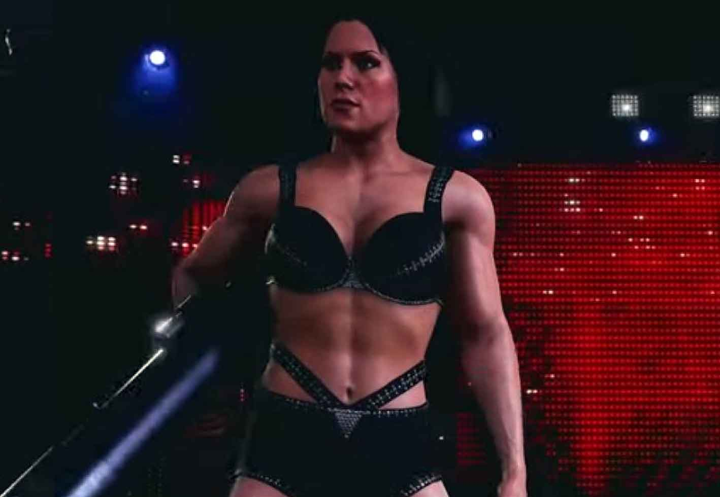 Chyna WWE 2K20