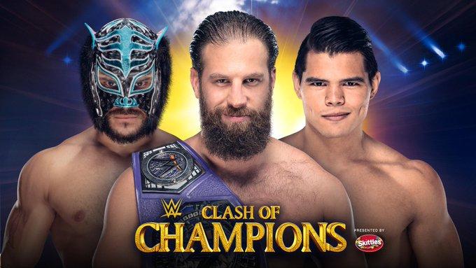 WWE Clash of Champions 2019   Resultados en vivo   Seth Rollins vs. Braun Strowman 2