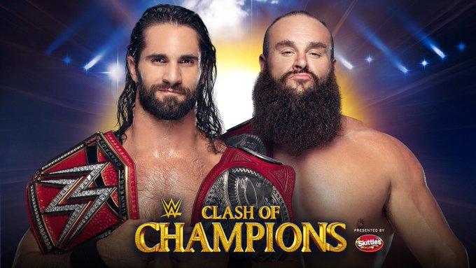 WWE Clash of Champions 2019   Resultados en vivo   Seth Rollins vs. Braun Strowman 63