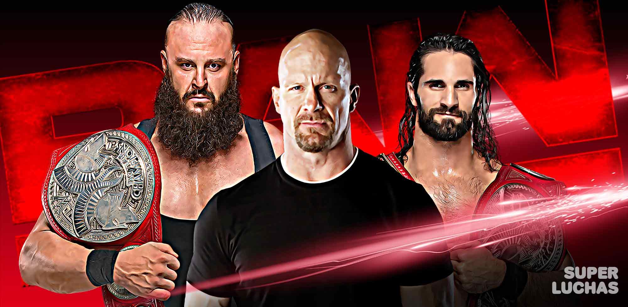 Cobertura WWE Raw 9 de septiembre 2019
