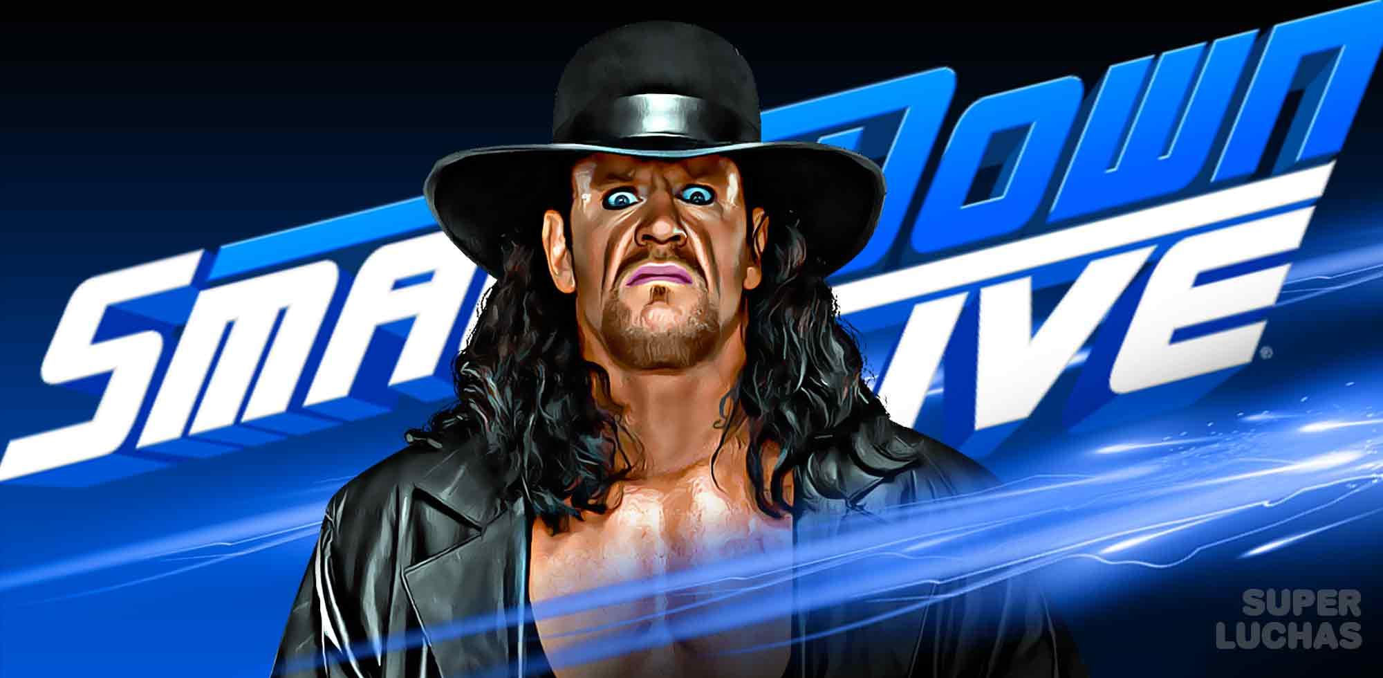 Cobertura WWE SmackDown Live / 10 de septiembre de 2019