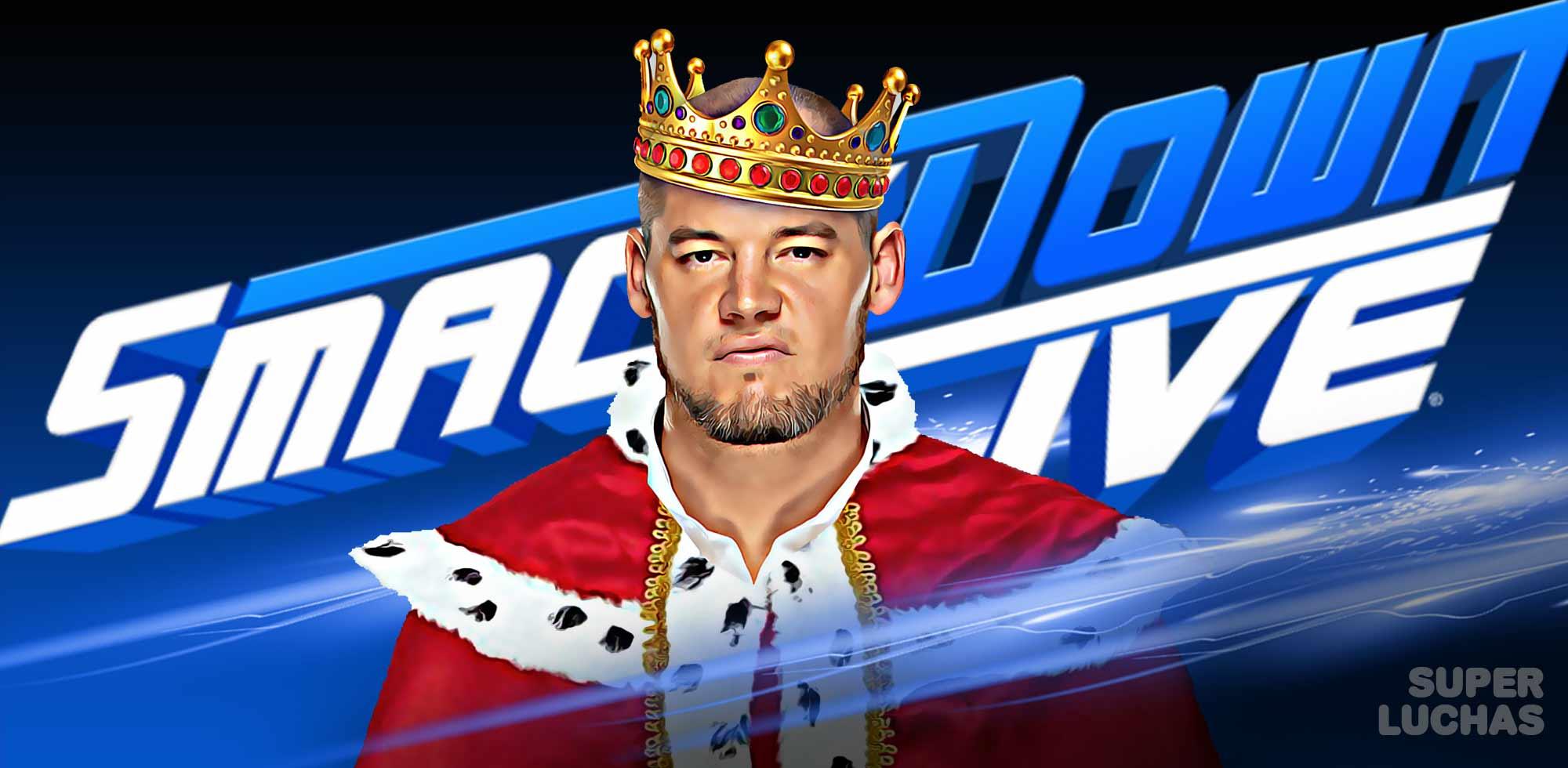 Cobertura WWE SmackDown Live 17 de septiembre de 2019