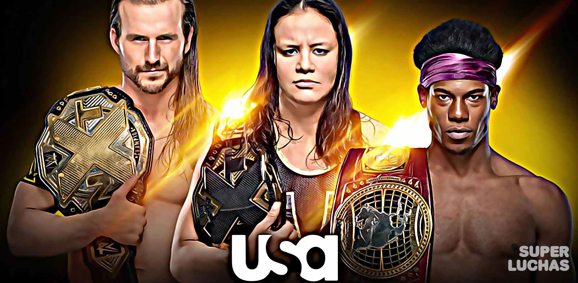 Resultados NXT 18 de septiembre de 2019