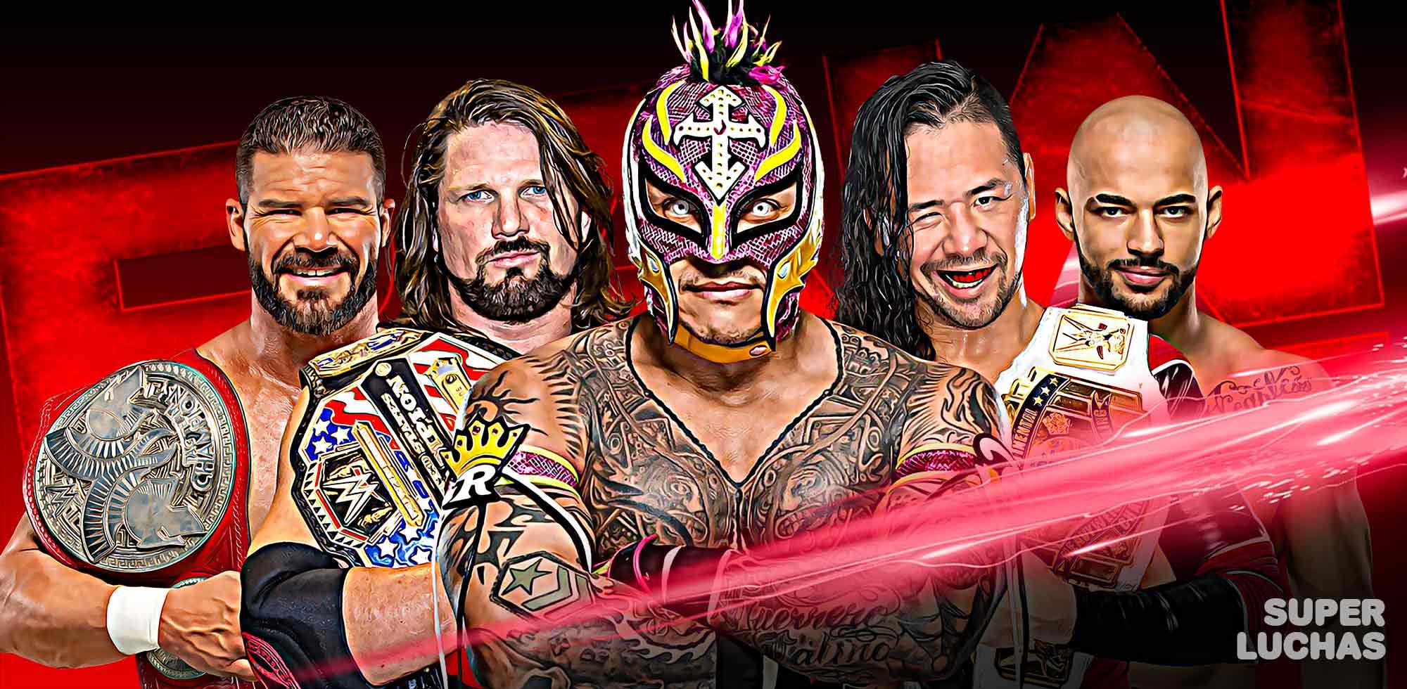 Cobertura WWE Raw 23 de septiembre de 2019
