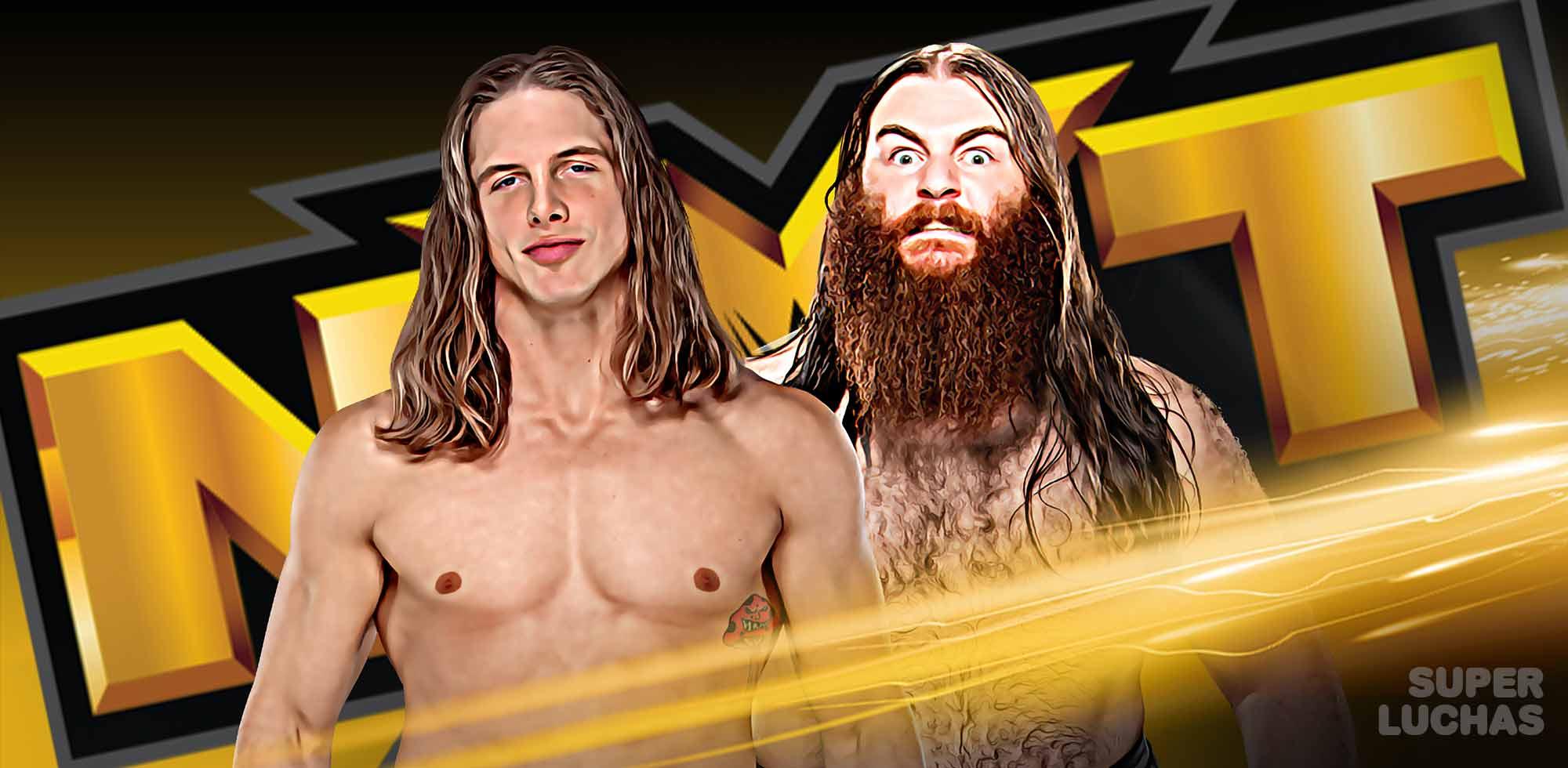 Cobertura NXT 25 de septiembre de 2019