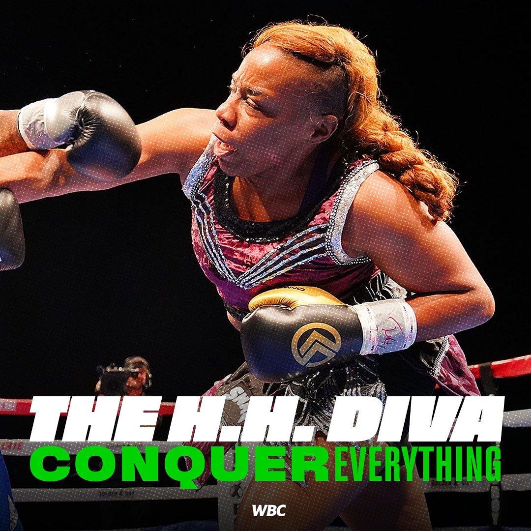 Franchon Crewes venció a Maricela Cornejo y retiene título 3