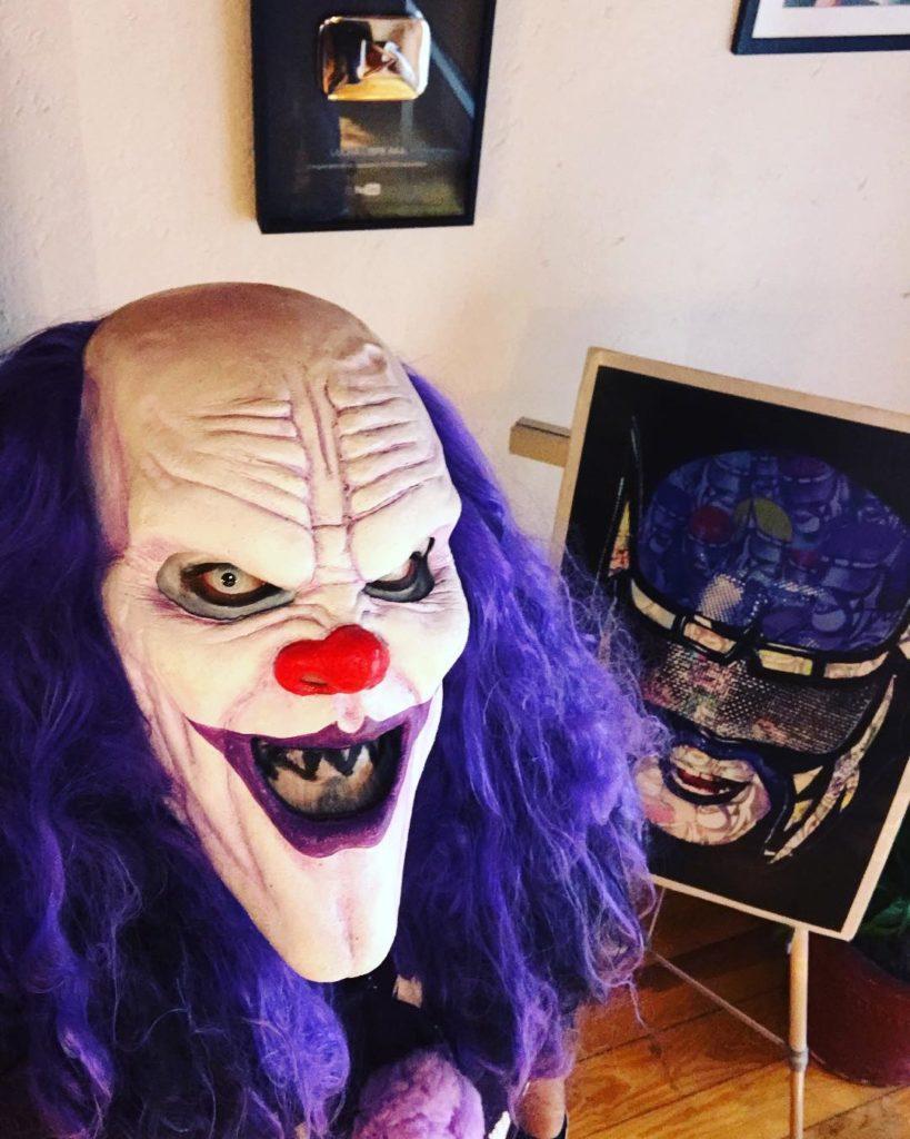 Dave the Clown Abismo Negro