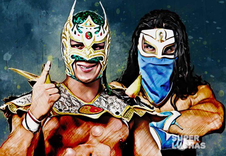 Dragon Lee y Bandido