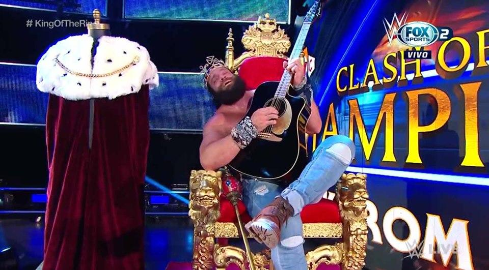 Elias WWE King of the Ring 2019 (WWE SmackDown - 03/09/2019)