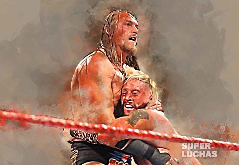 Enzo Amore y Big Cass