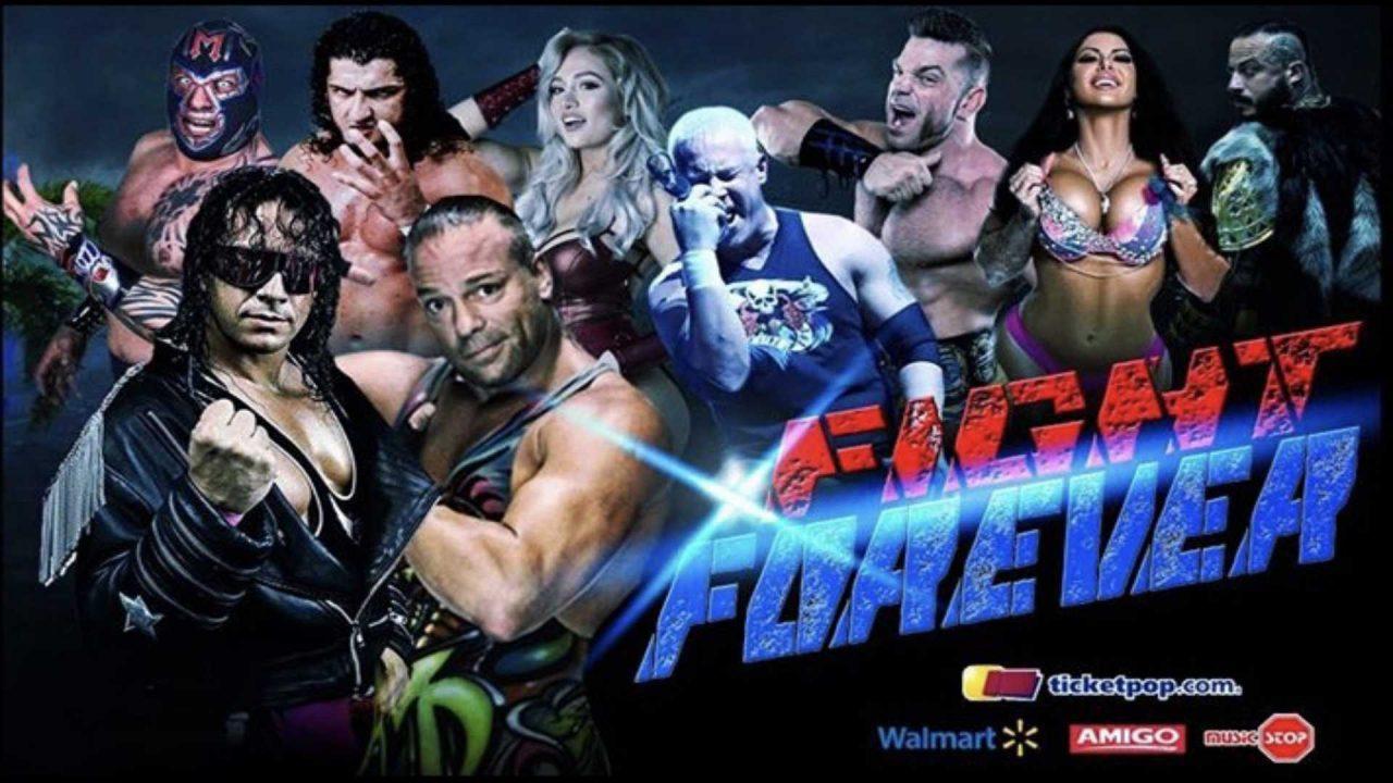 "Fight Forever: Tributo a Bret ""The Hitman"" Hart en Puerto Rico 1"