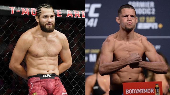 The Rock aparecerá en UFC 244 Jorge Masvidal Nate Diaz