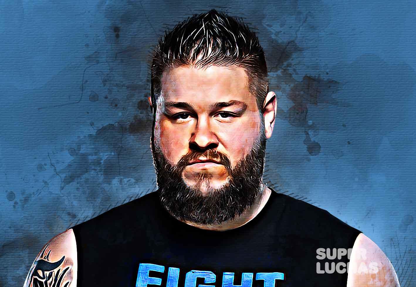 ¿Qué está pasando? Kevin Owens aparece en WWE Alumni 1