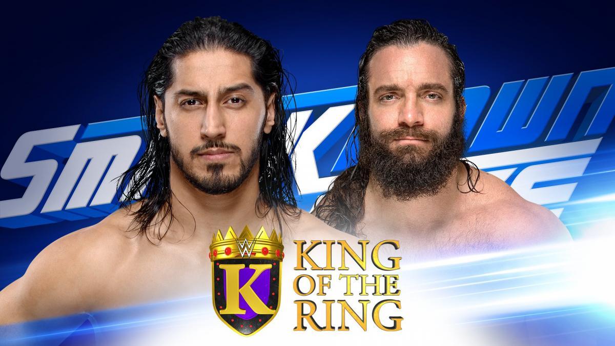 Ali y Elias King of the Ring Ali vs Elias