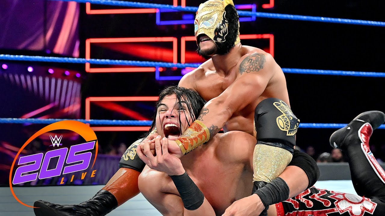 El futuro de 205 Live: Triple H rompe el silencio 1