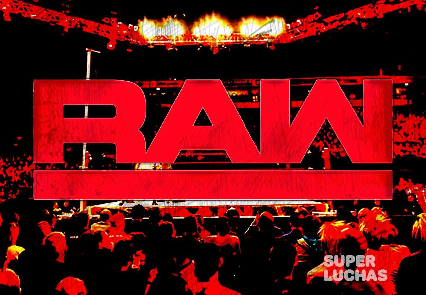 Logo WWE Raw