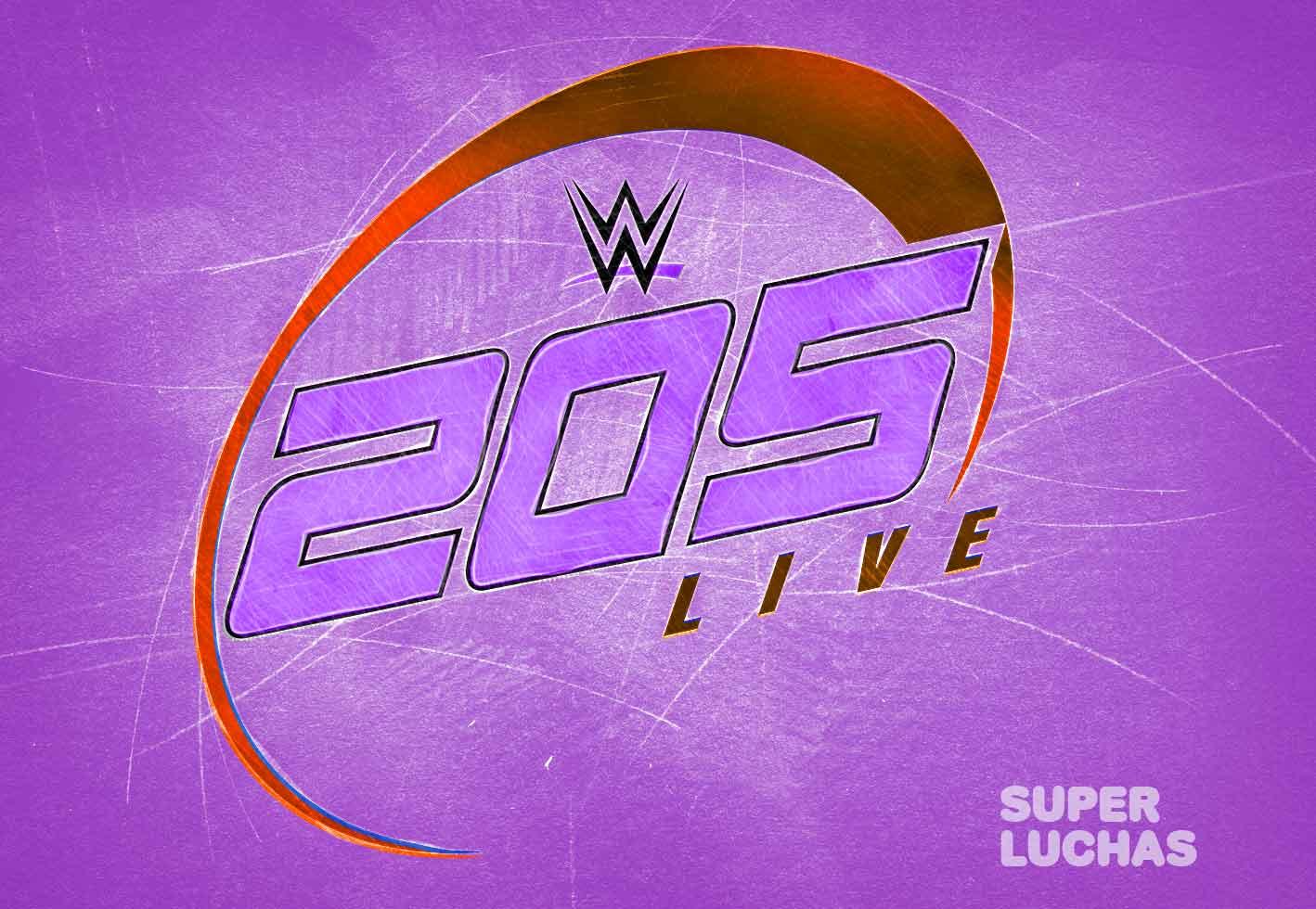 Logo de 205 Live