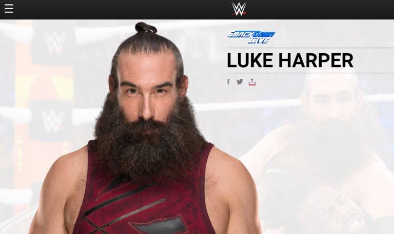 Luke Harper WWE.com