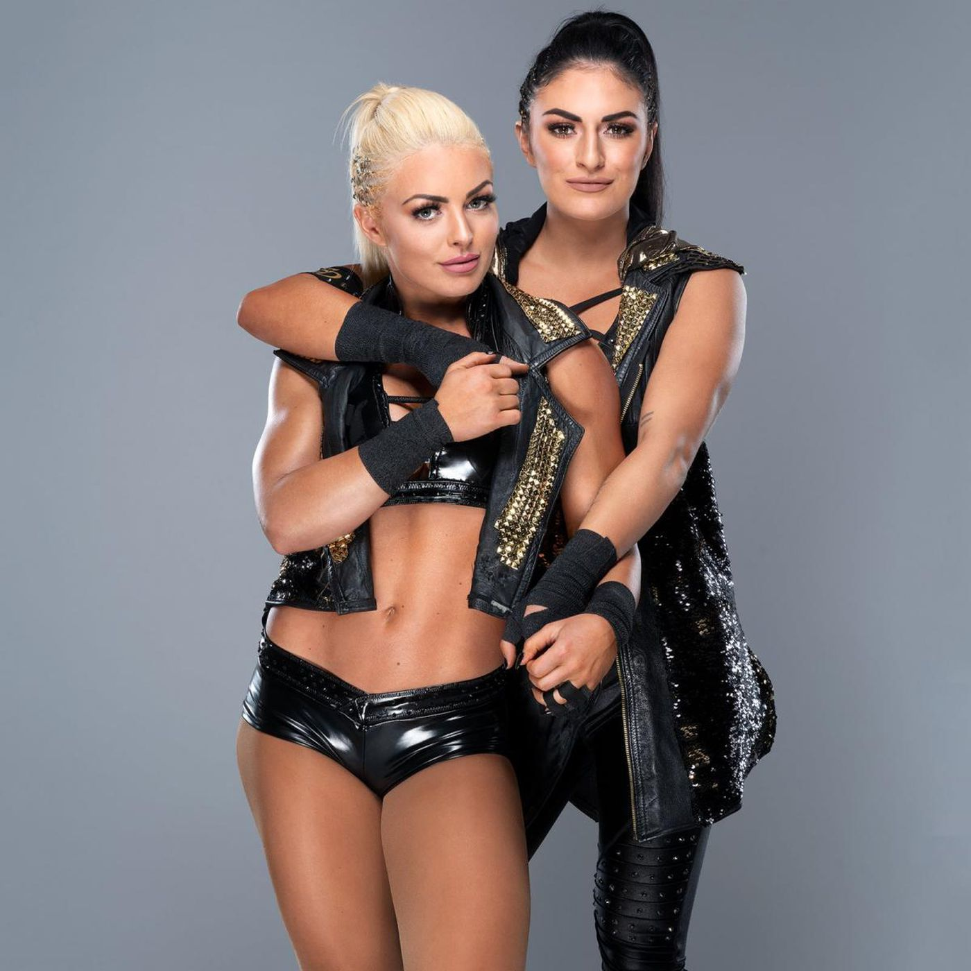 Mandy Rose Sonya Deville