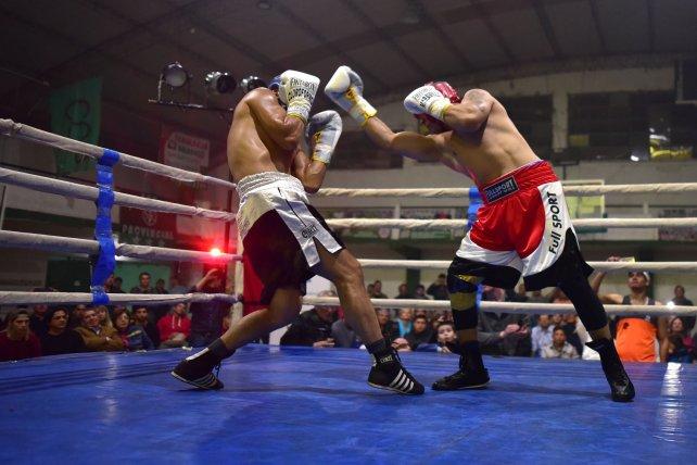 Maravilla Martínez volvió al ring... por una buena causa 3