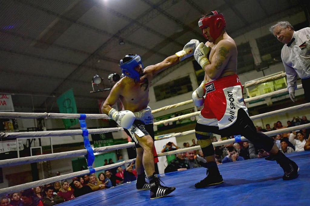 Maravilla Martínez volvió al ring... por una buena causa 2