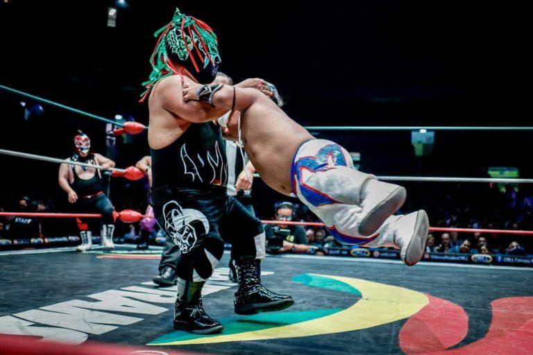 CAMPAL: Los mejores 10 luchadores mexicanos de la década 2