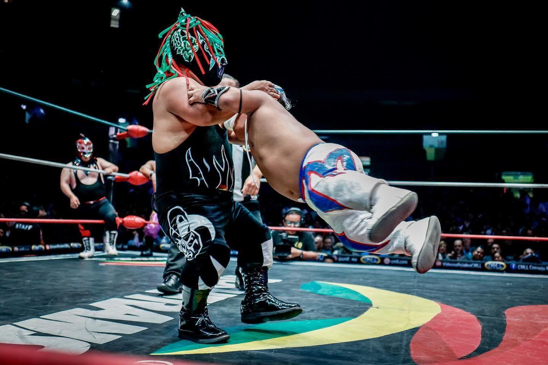 Los Micro Estrellas del CMLL tendrán Campeonato Mundial 1