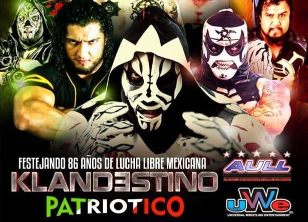 ¡La lucha que todo México quiere ver! ¡Penta0M vs. LA Park vs. Rush! 2