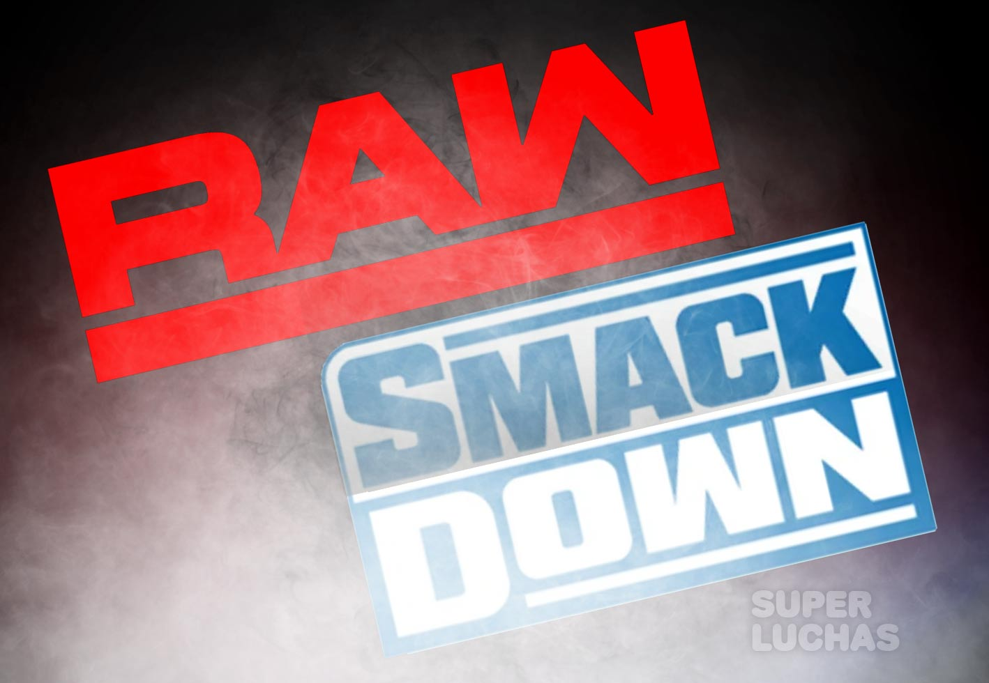 Raw vs. SmackDown logo