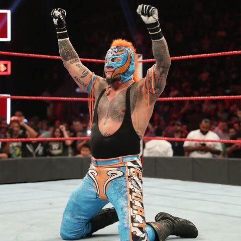 Rey Mysterio, ¿el culpable de que algunos quieran irse de WWE?