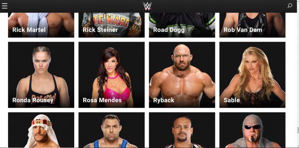 Ronda Rousey WWE Alumni