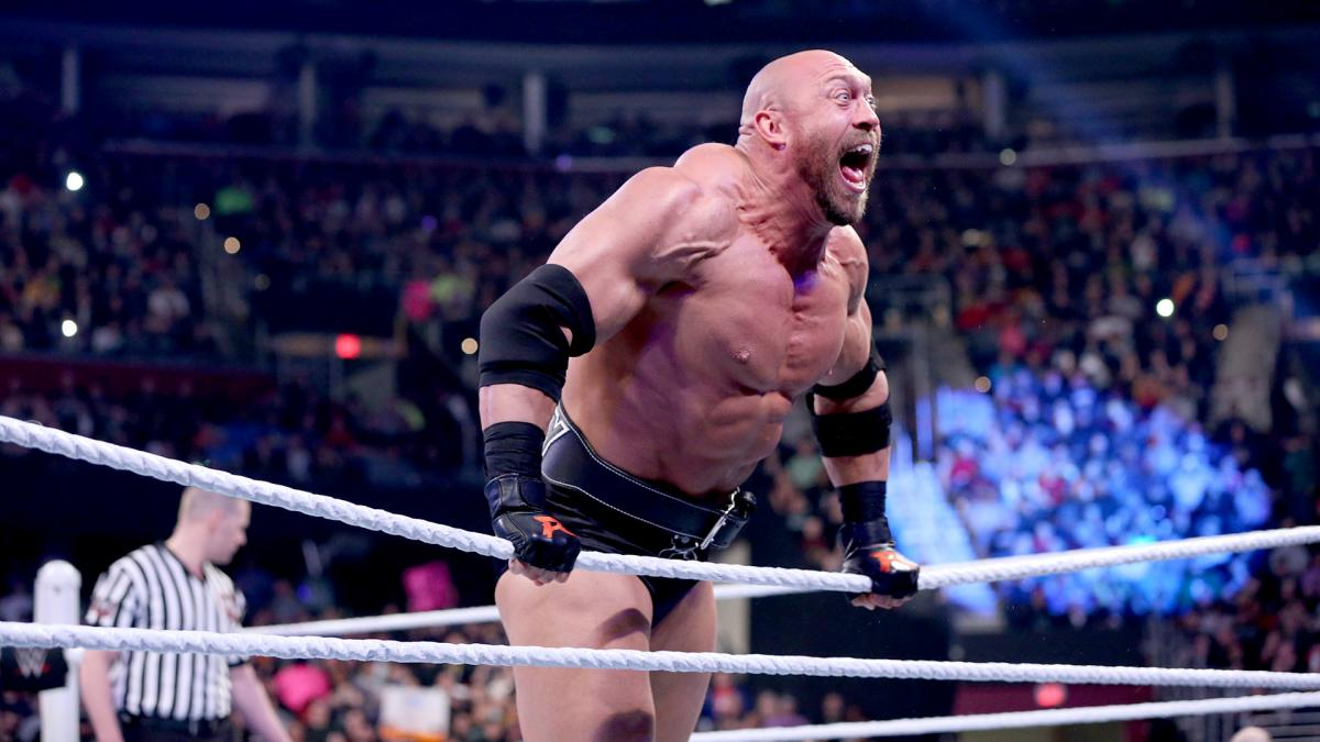 Ryback quiere volver a WWE