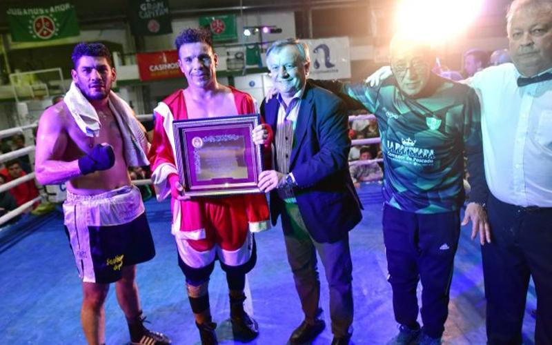 Maravilla Martínez volvió al ring... por una buena causa 4
