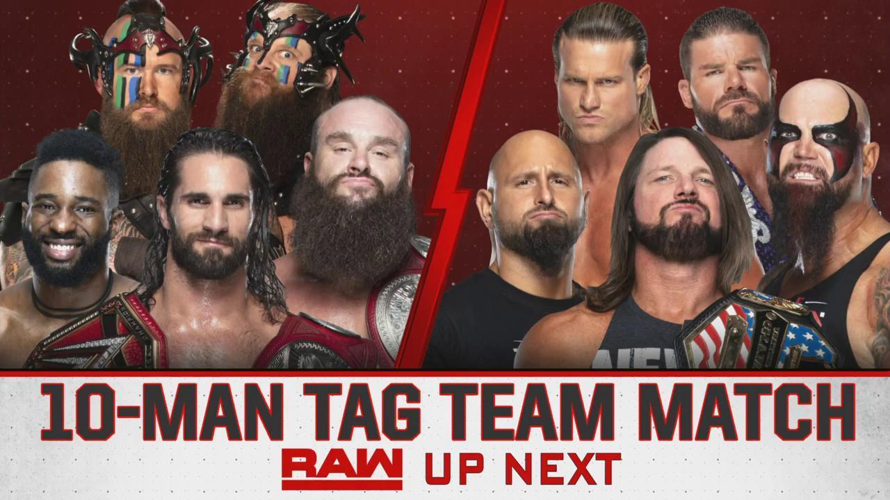 WWE RAW (9 de septiembre 2019) | Resultados en vivo | WWE regresa al MSG 31
