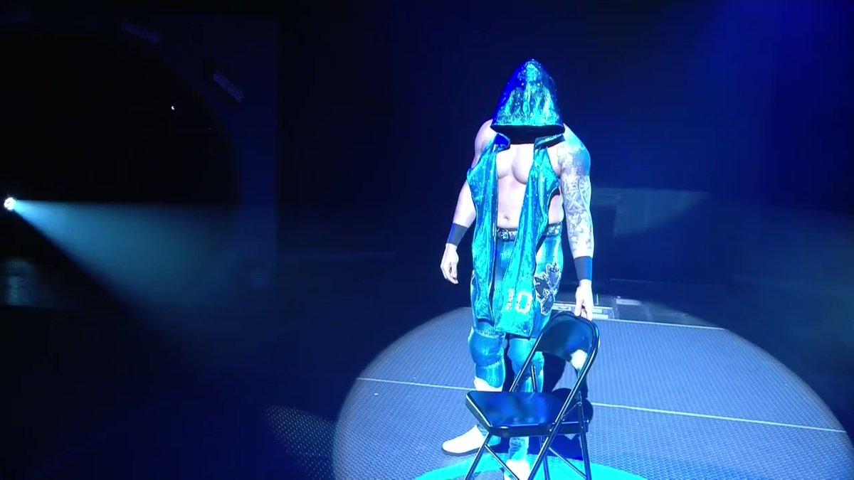 """Shawn Spears: """"Estuve encasillado en WWE"""" 2"""
