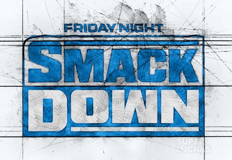 SmackDown nuevo logo FOX