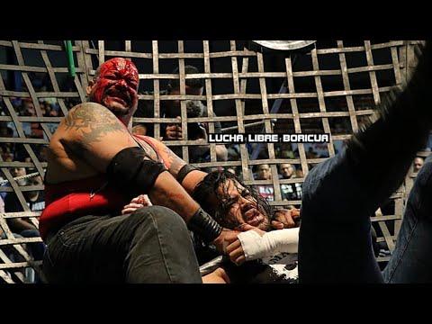 HIGHLIGHTS: Manny Ferno vs TNT en el Globo de la Muerte 12