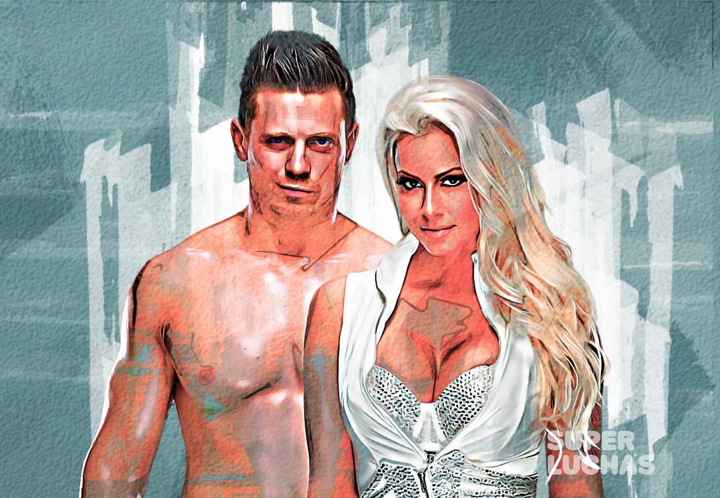The Miz y Maryse