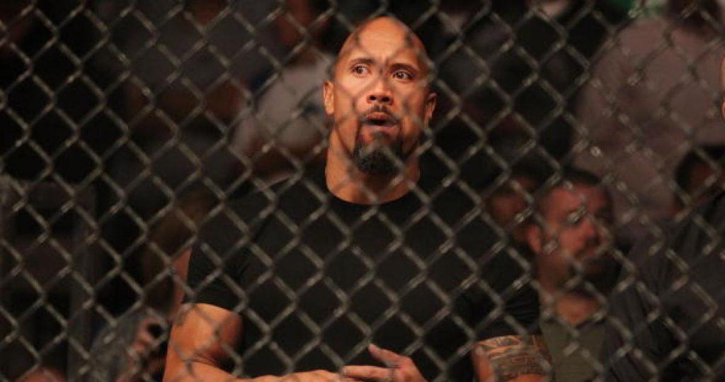 Inesperado: The Rock aparecerá en UFC 244 The Rock UFC