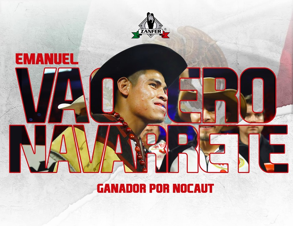 Vaquero Navarrete venció a Juan Elorde en 4 rounds 3