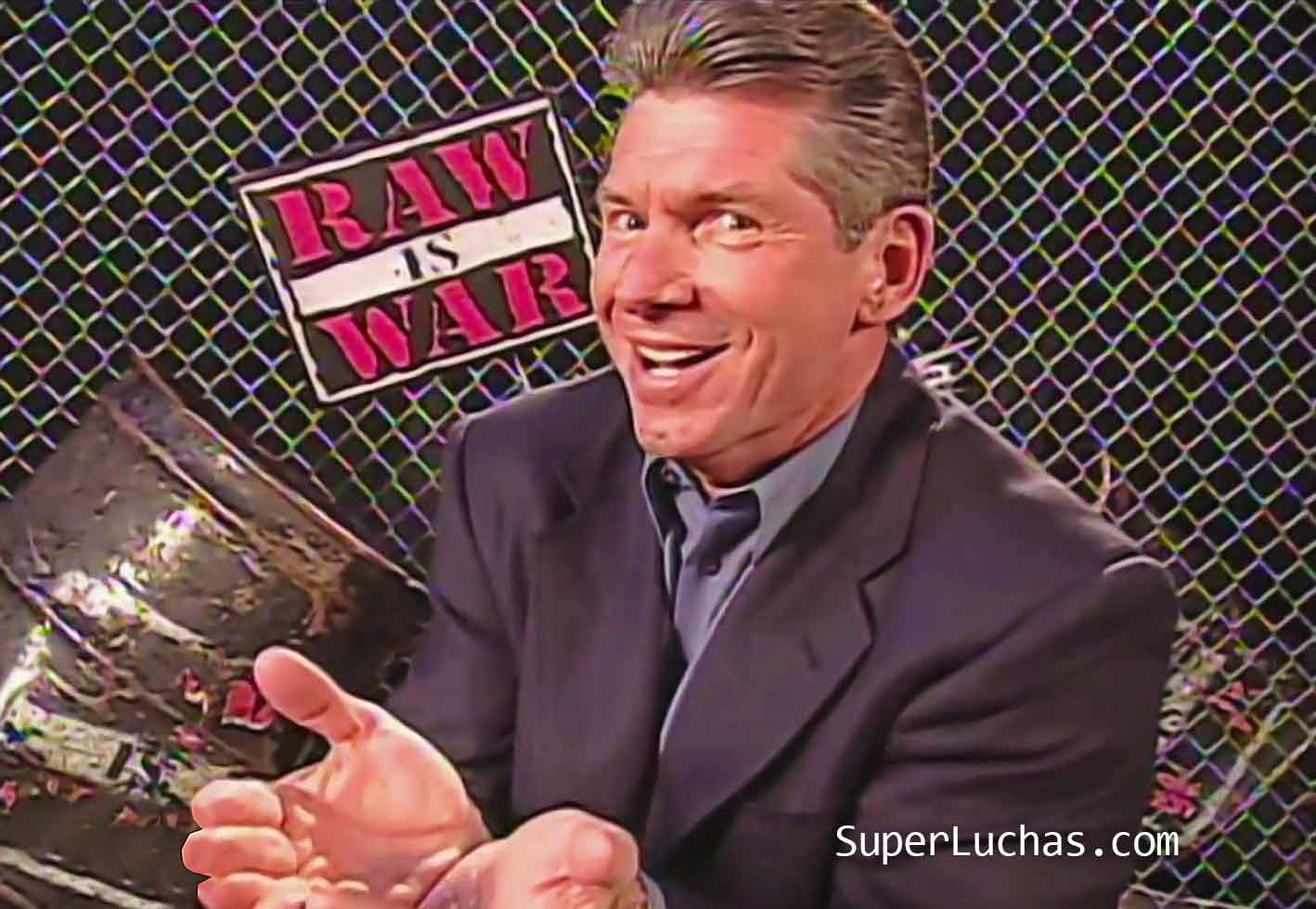 Vince McMahon Final Nitro