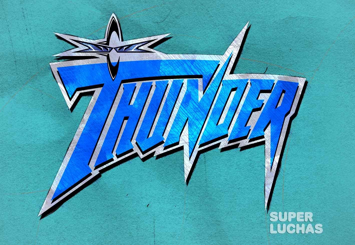 Logo WCW Thunder
