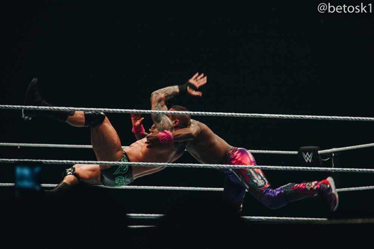 Kofi Kingston vs. Randy Orton / WWE Live Chile