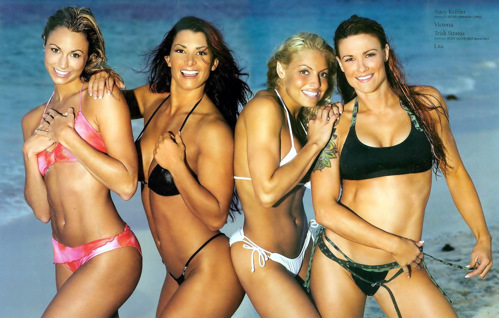 WWE Divas 2002