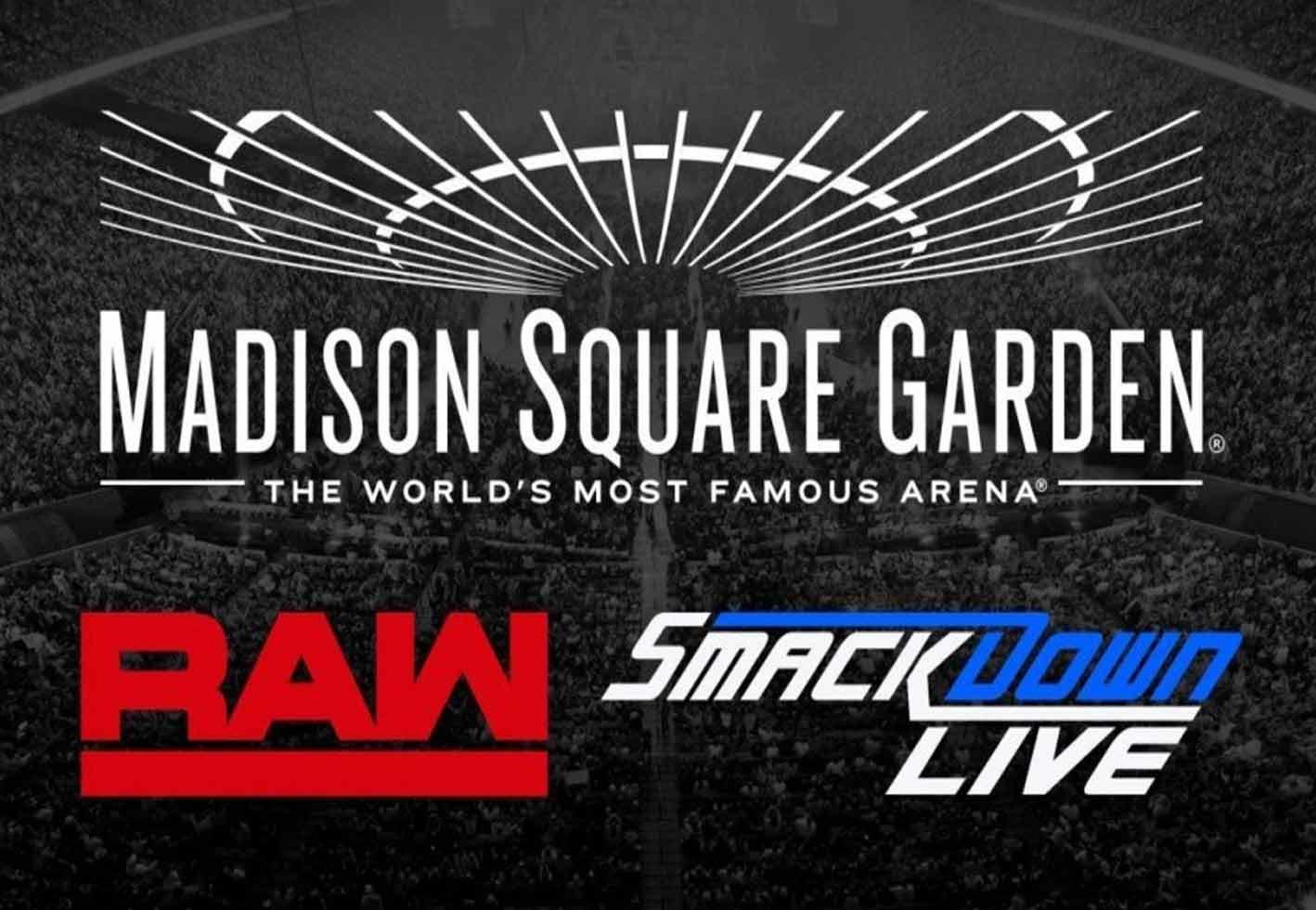 Madison Square Garden WWE
