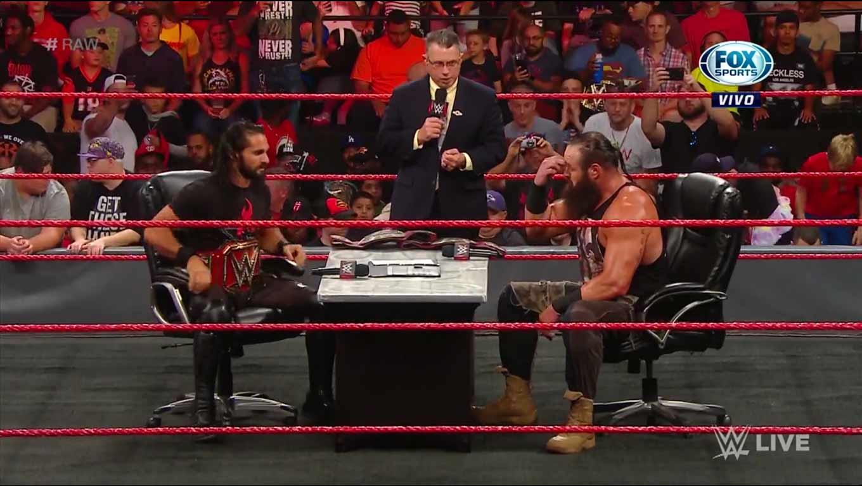 WWE RAW (2 de septiembre 2019) | Resultados en vivo | Regresa Rey Mysterio 1