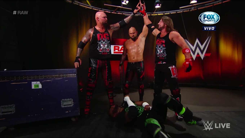 WWE RAW (2 de septiembre 2019) | Resultados en vivo | Regresa Rey Mysterio 9