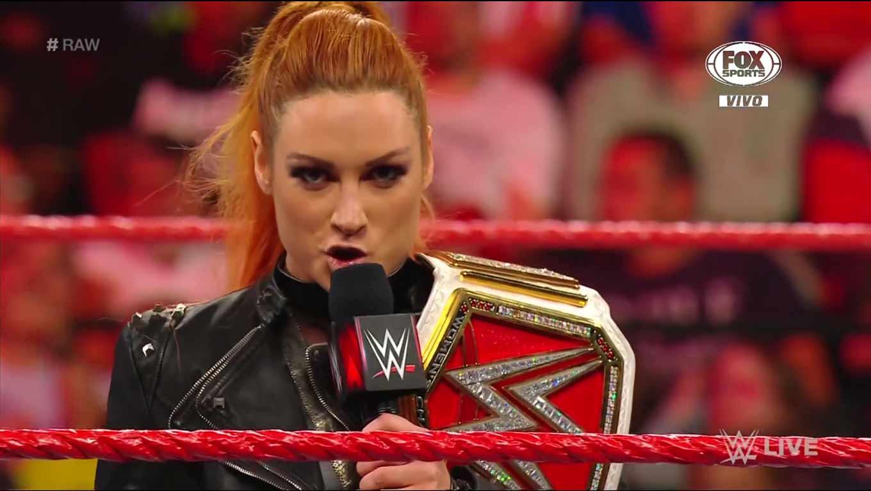 Oficial: Sasha Banks vs. Becky Lynch para Clash of Champions 2019 1