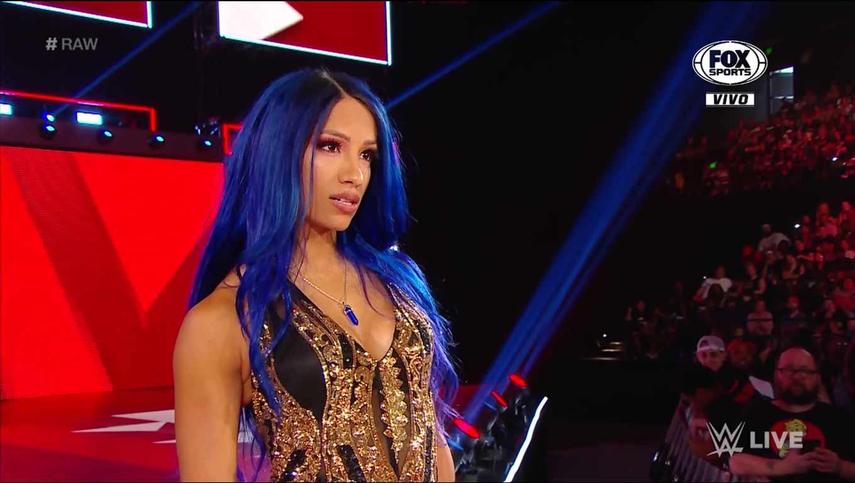Oficial: Sasha Banks vs. Becky Lynch para Clash of Champions 2019 2