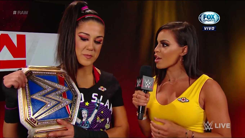 WWE RAW (2 de septiembre 2019) | Resultados en vivo | Regresa Rey Mysterio 19